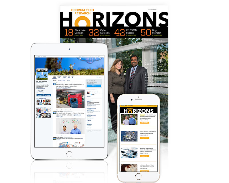 Subscribe to Research Horizons
