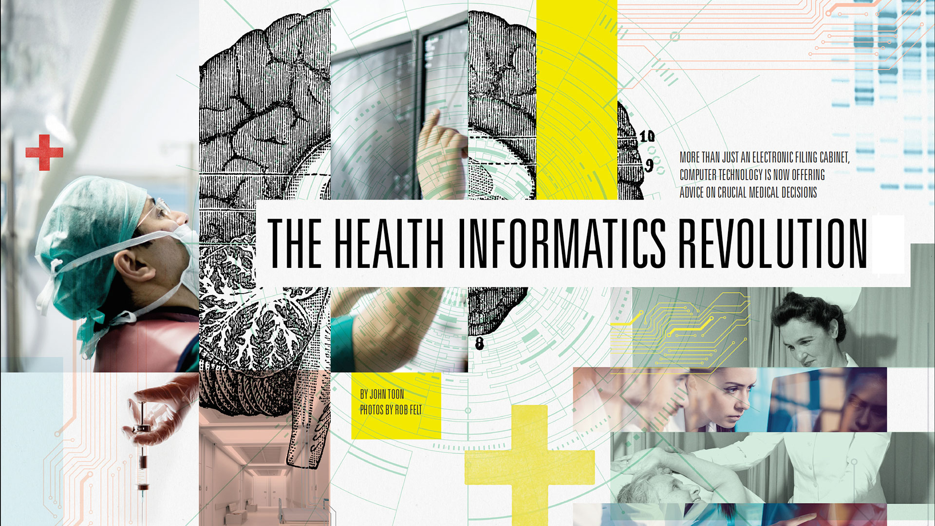 The Health Informatics Revolution