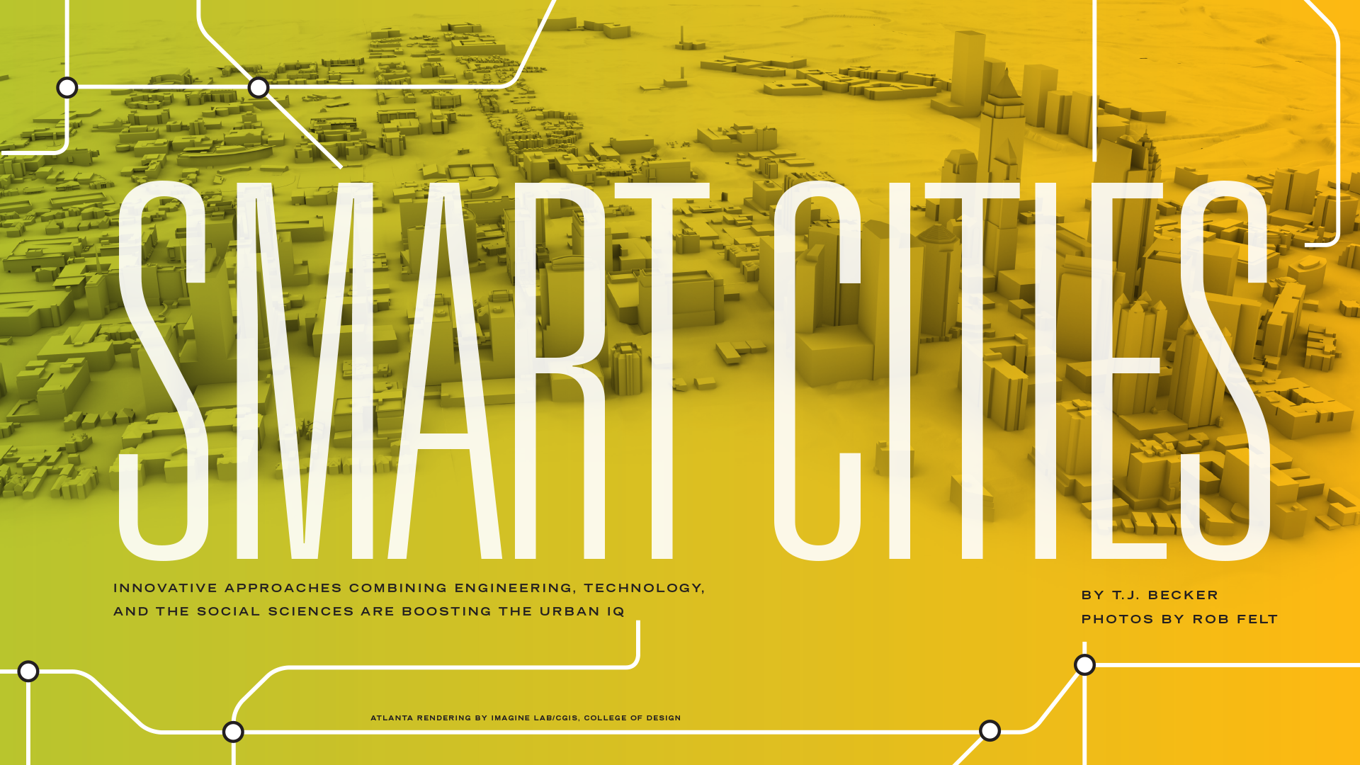 Smart Cities | Research Horizons | Georgia Tech's Research News