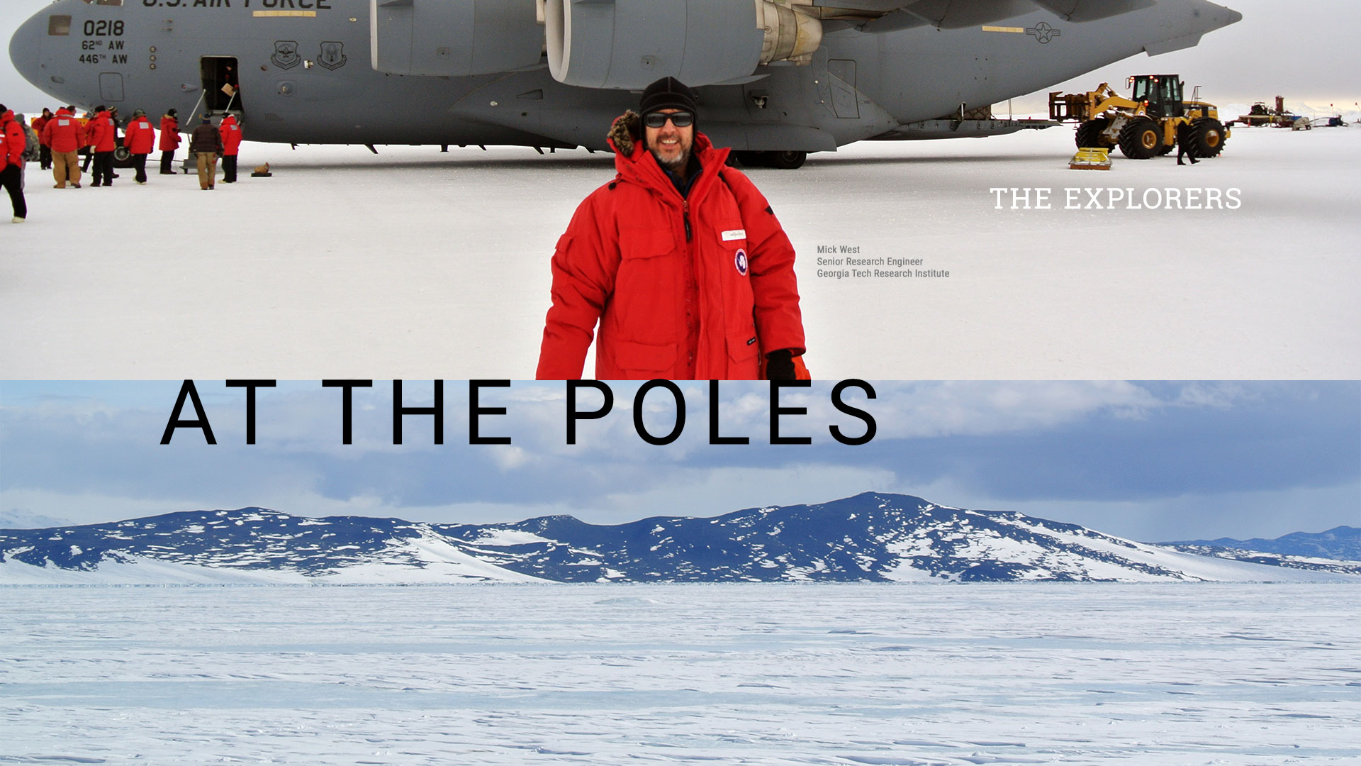 The Explorers - At the poles