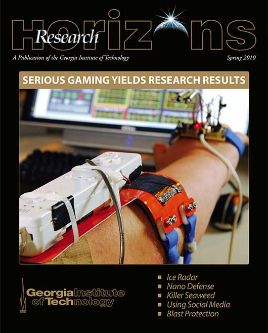 Georgia Tech Research Horizons - Issue 2, 2010