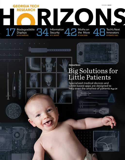 Research Horizons Issue 2 2015 cover