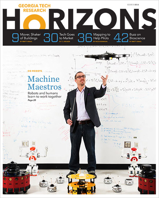 Georgia Tech Research Horizons - Issue 03 2014