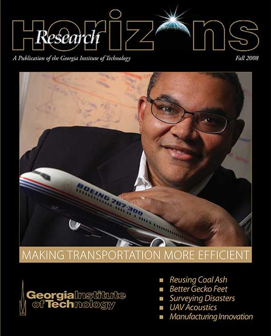 Georgia Tech Research Horizons - Issue 3, 2008