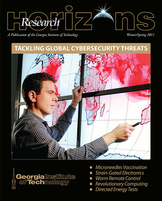 Georgia Tech Research Horizons - Issue 1, 2011