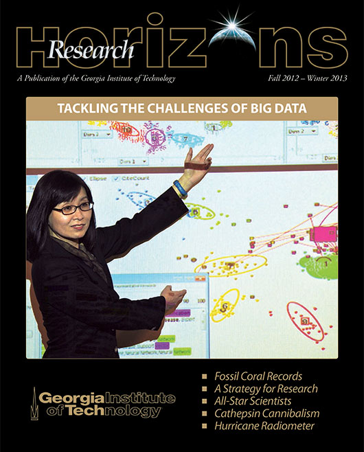 Georgia Tech Research Horizons - Issue 1 2013