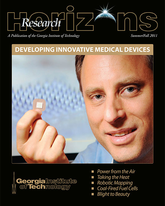 Georgia Tech Research Horizons - Issue 2, 2011