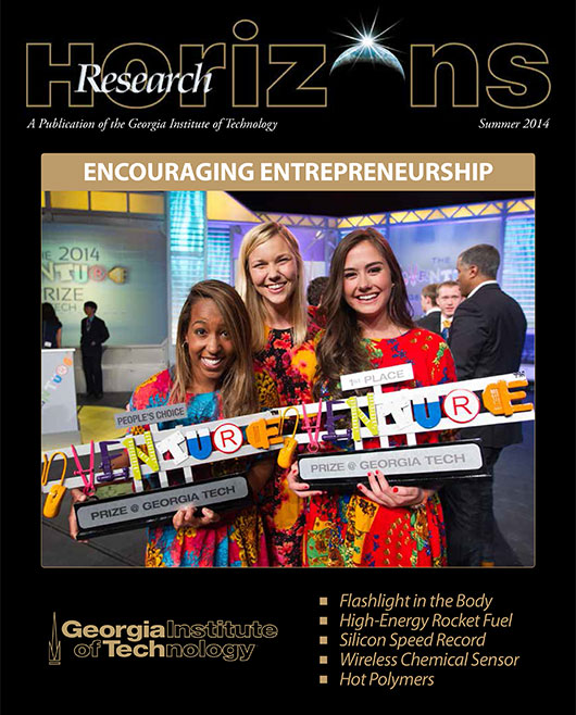 Georgia Tech Research Horizons - Issue 2, 2014