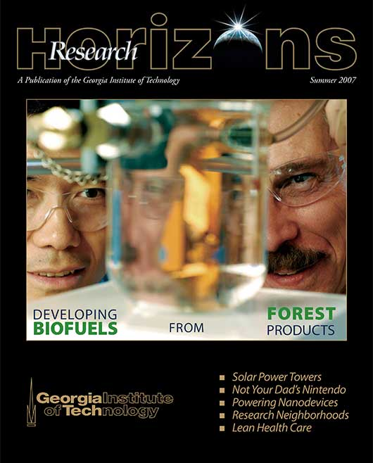 Georgia Tech Research Horizons - Issue 2, 2007