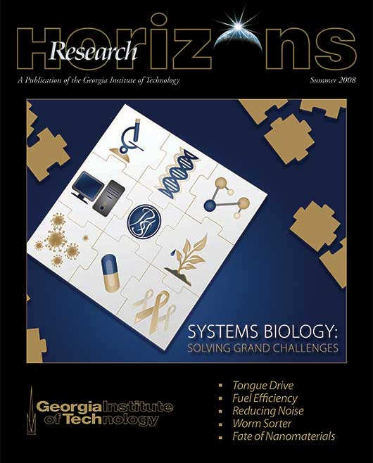 Georgia Tech Research Horizons - Issue 2, 2008