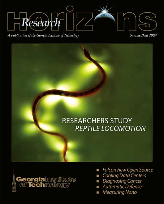 Georgia Tech Research Horizons - Issue 2, 2009