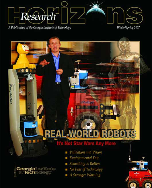 Georgia Tech Research Horizons - Issue 1, 2007