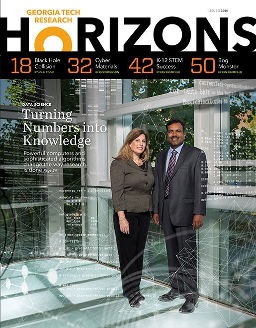Issue 2 2016 Research Horizons Magazine