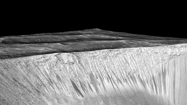 photo - surface of Mars