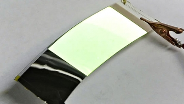 photo - organic LED film