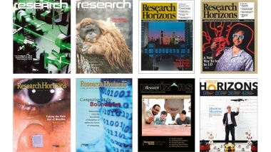 Past Research Horizons issues