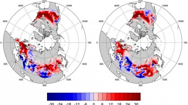 Snow cover maps