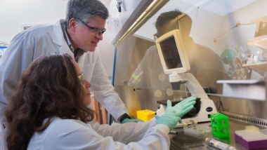 Andres Garcia and diabetes research