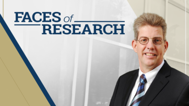 Faces of Research - Meet Oliver Brand