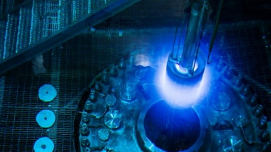 High Flux Isotope Reactor, most powerful of its kind in the world