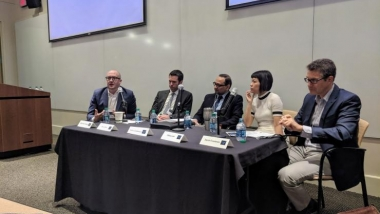 """Panel: """"The Promise of Driverless Cars"""""""