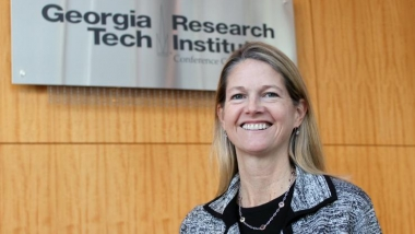 Leigh McCook, a candidate for the 2021 Women of the Year in STEAM Awards - STEAM Education Category