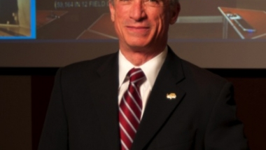 Bob McGrath, Senior Vice President and Director of GTRI