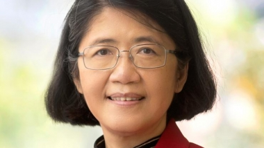 May Wang Portrait