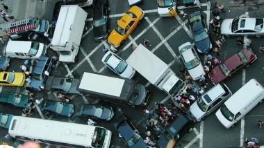 Manhattan gridlock