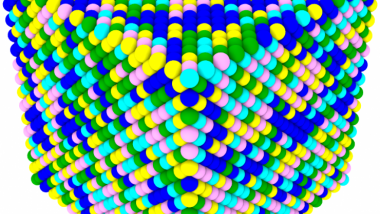 Palladium-Containing High Entropy Alloy Illustration