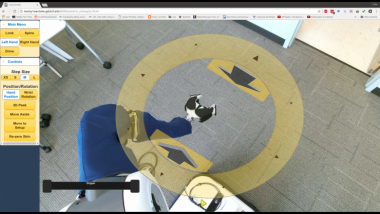 Controlling the PR2 Robot