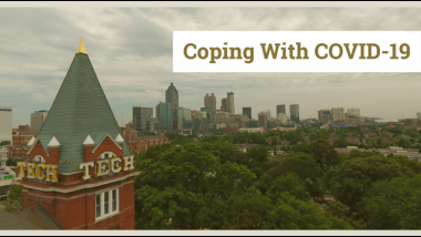 Coping with COVID - campus