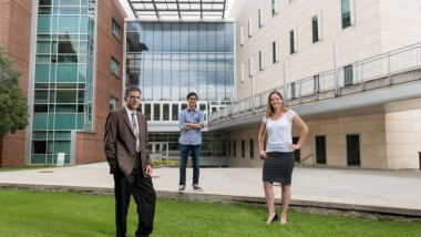 Sustainable nanotechnology researchers