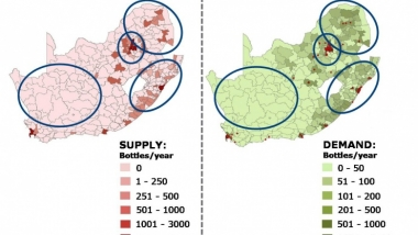 Breast milk supply-demand South Africa