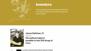 MIT Technology Review 35 Innovators Under 35