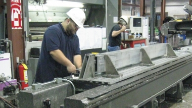 Manufacturing at Temcor