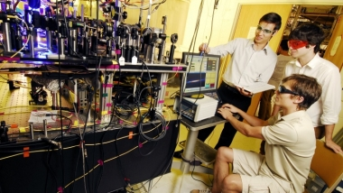 Studying Quantum Information Systems