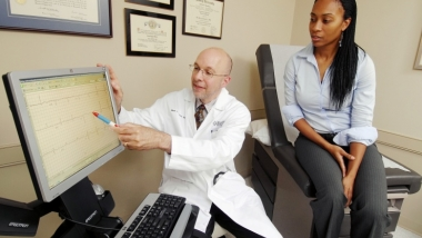 Using electronic health records