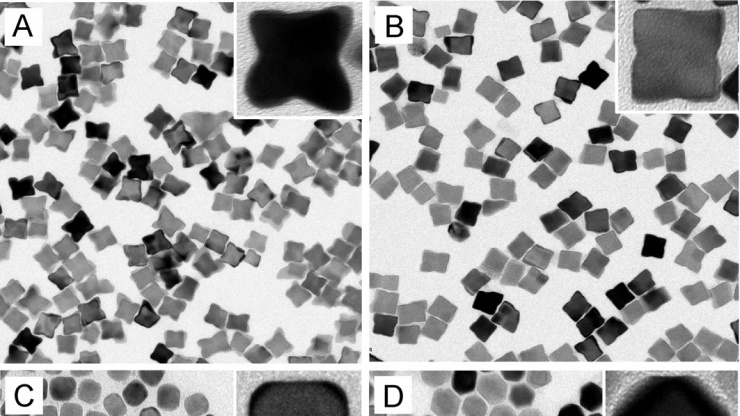 Surface diffusion in nanocatalysts