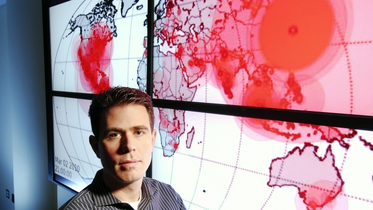 Research Horizons - Tackling Cyber Threats - computers compromised by the Mariposa botnet