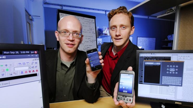 Research Horizons - Tackling Cyber Threats - developing tools to improve the security of mobile devices