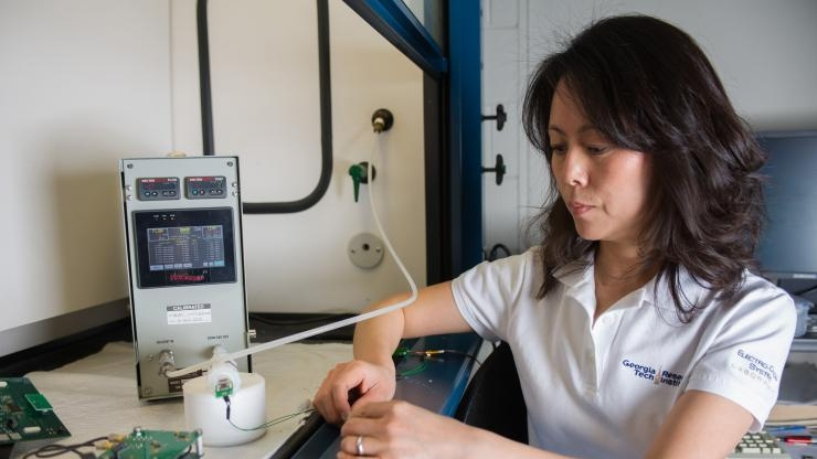 Research Horizons - Discoveries in MSE - Xiaojuan (Judy) Song