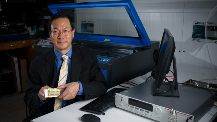 Research Horizons - Discoveries in MSE - Zhong Lin Wang