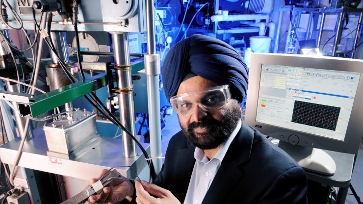 Research Horizons - Discoveries in MSE - Professor Preet Singh