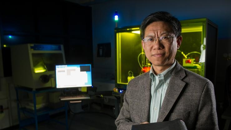 Research Horizons - Discoveries in MSE - Chuck Zhang
