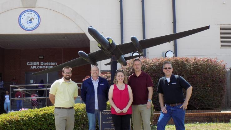 Warner Robins-based GTRI Team