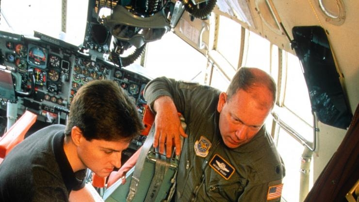 research horizons - gtri pat - FalconView flight-planning software