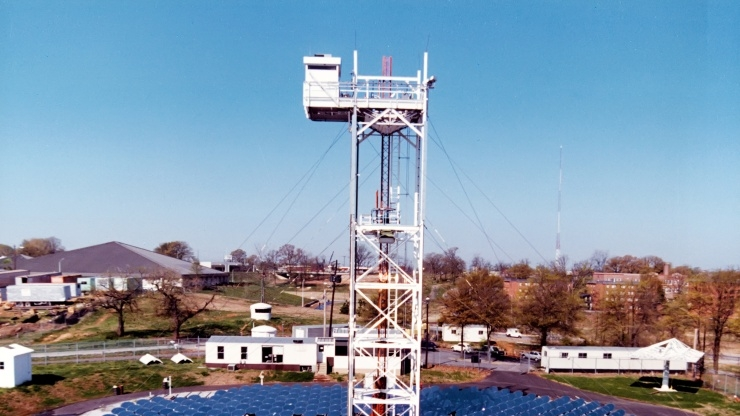 research Horizons - GTRI Past - Solar energy research