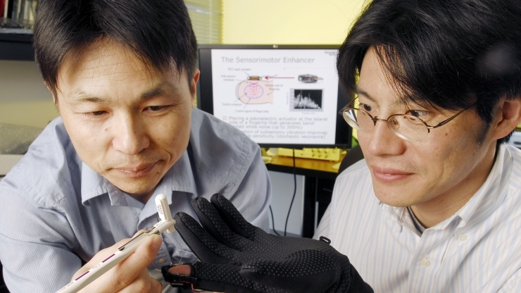 Research Horizons - Med Device - single-point touch test
