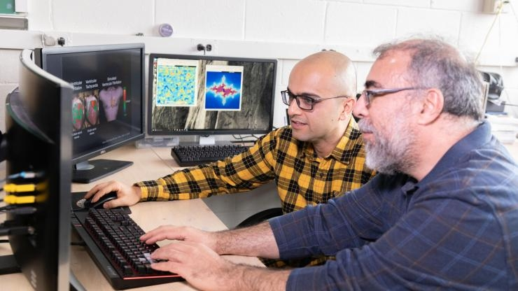 Researchers discuss simulations